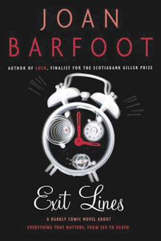Exit Lines by Joan Barfoot