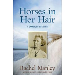 """Horses in her Hair""  by Rachel Manley"
