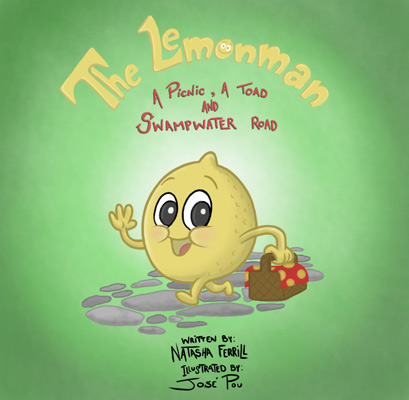 The Lemon Man book cover