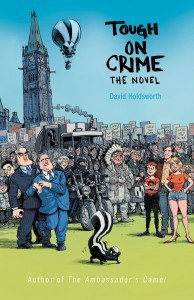Tough On Crime Cover